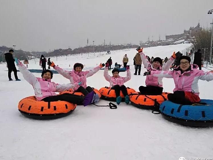 [雪场] 奥斯陆滑雪场,与你一起青春飞扬